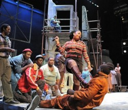 Review: The Gershwins' Porgy And Bess by Cape Town Opera