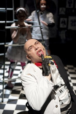 Review: Fittings present Raspberry - based on the life and times of Ian Dury