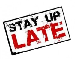 News: The Stay Up Late campaign re-launches