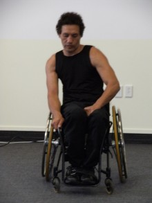 photo of performer