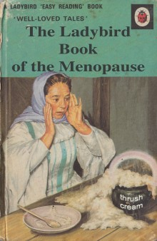 Ladybird Book of the Menopause Cover