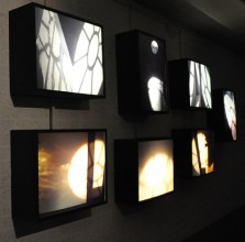 Sally Booth lightboxes