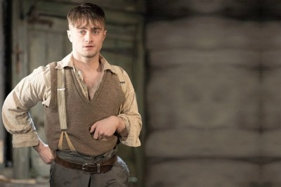 Daniel Radcliffe in the Cripple of Inishmaan