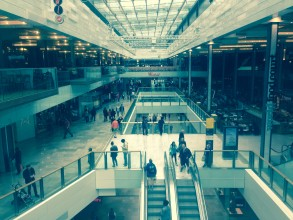 View of Westfield Stratford City
